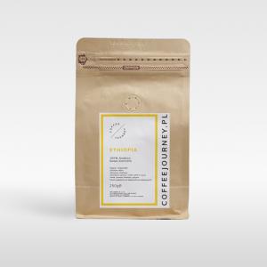 Kawa ziarnista 100% arabika z Etiopii Coffee Journey