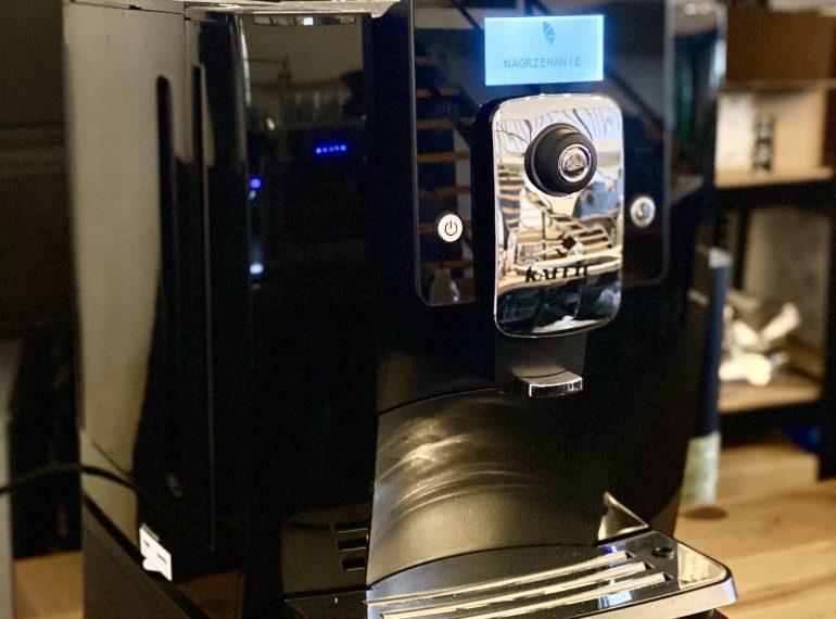 ekspres ciśnieniowy automatyczny Coffee Journey