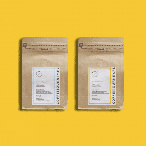 zestaw przelew Coffee journey